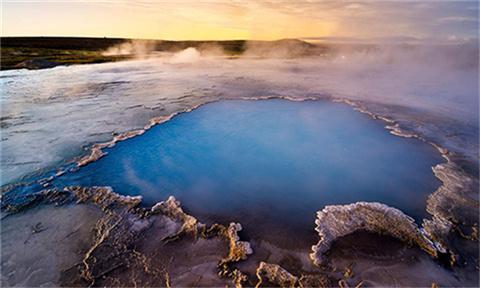 冰岛地热发电传输欧洲